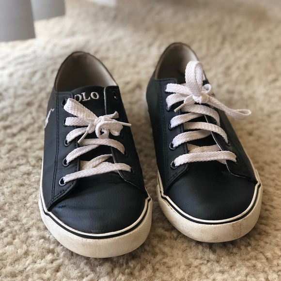 161db7f586 Polo by Ralph Lauren Shoes | Size 2 Youth Polo Ralph Lauren Like New ...